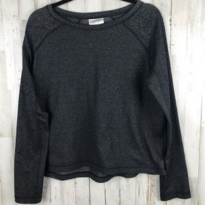 Calia By Carrie Underwood Black Sweatshirt Limited